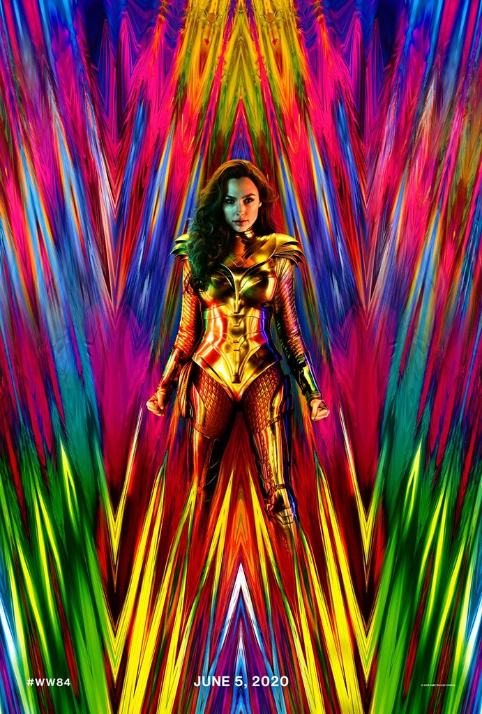 Wonder Woman 1984 เปิดเผยชุดใหม่