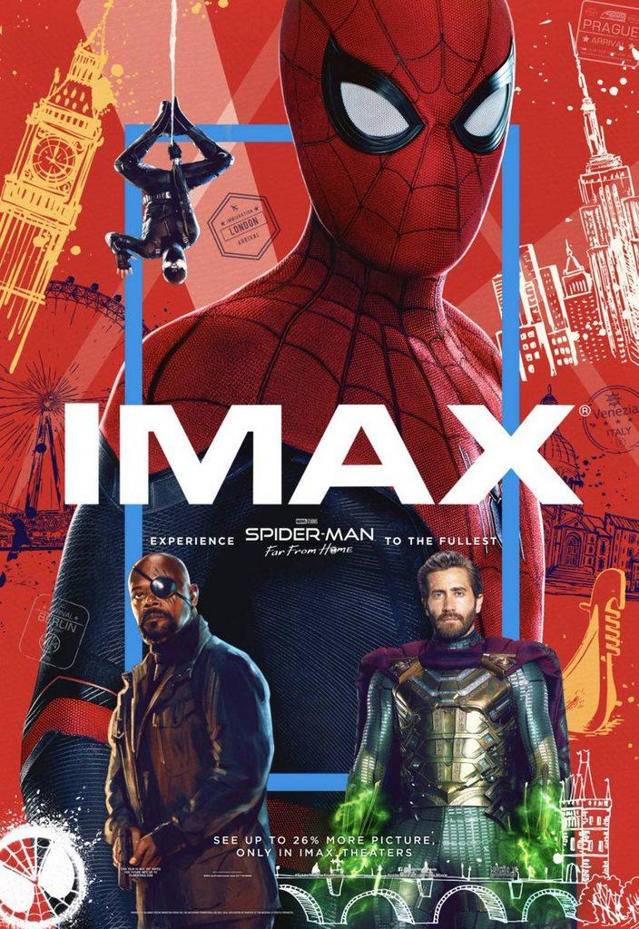 ตัวอย่างหนังใหม่ของ Spider-Man –  Far From Home