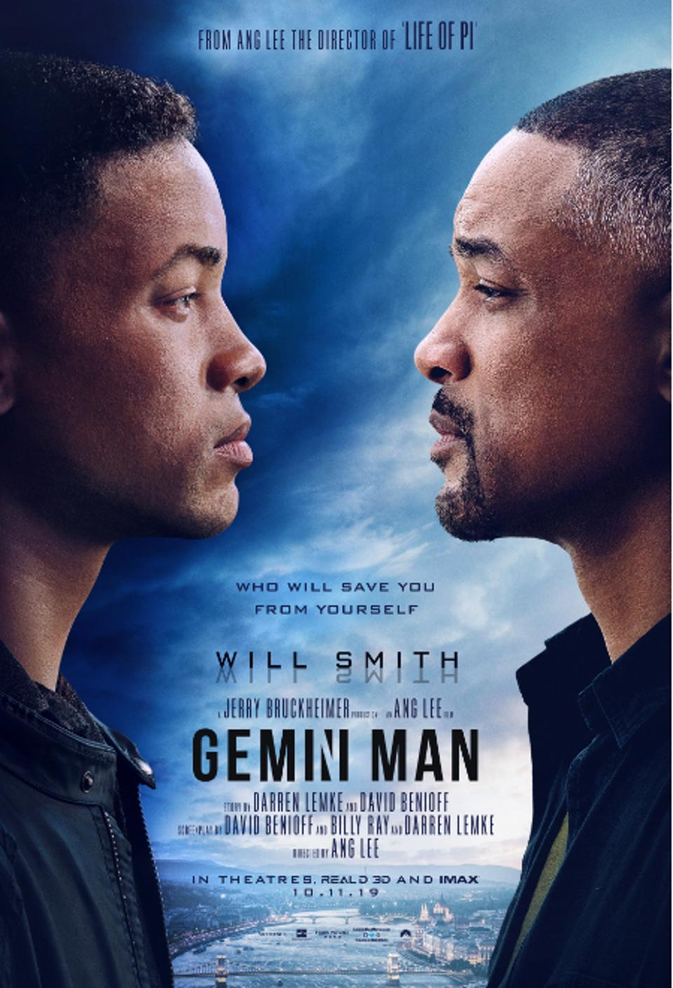 REVIEW: GEMINI MAN