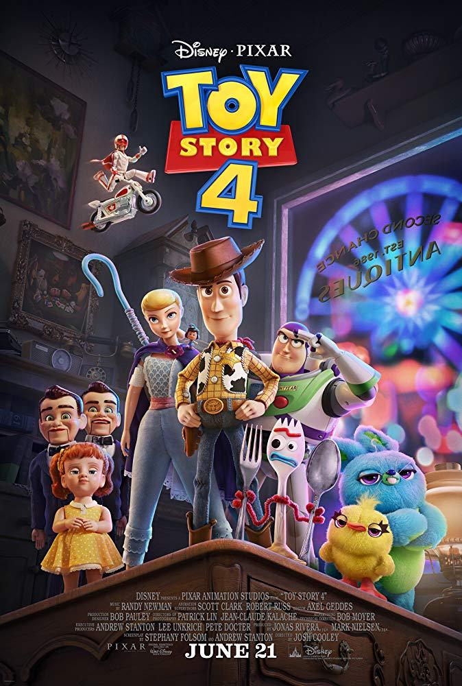 รีวิว Toy Story 4 การจากลาครั้งสุดท้าย? ของเหล่าของเล่น