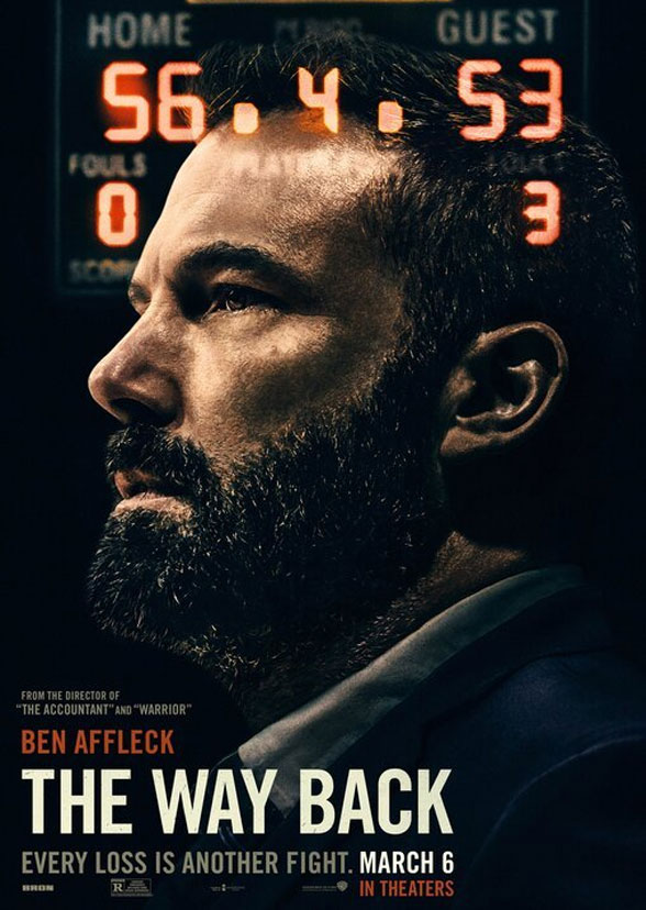 REVIEW: THE WAY BACK (2020)