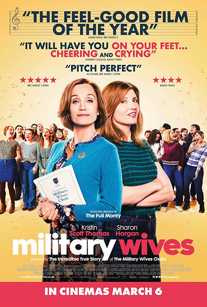REVIEW: MILITARY WIVES