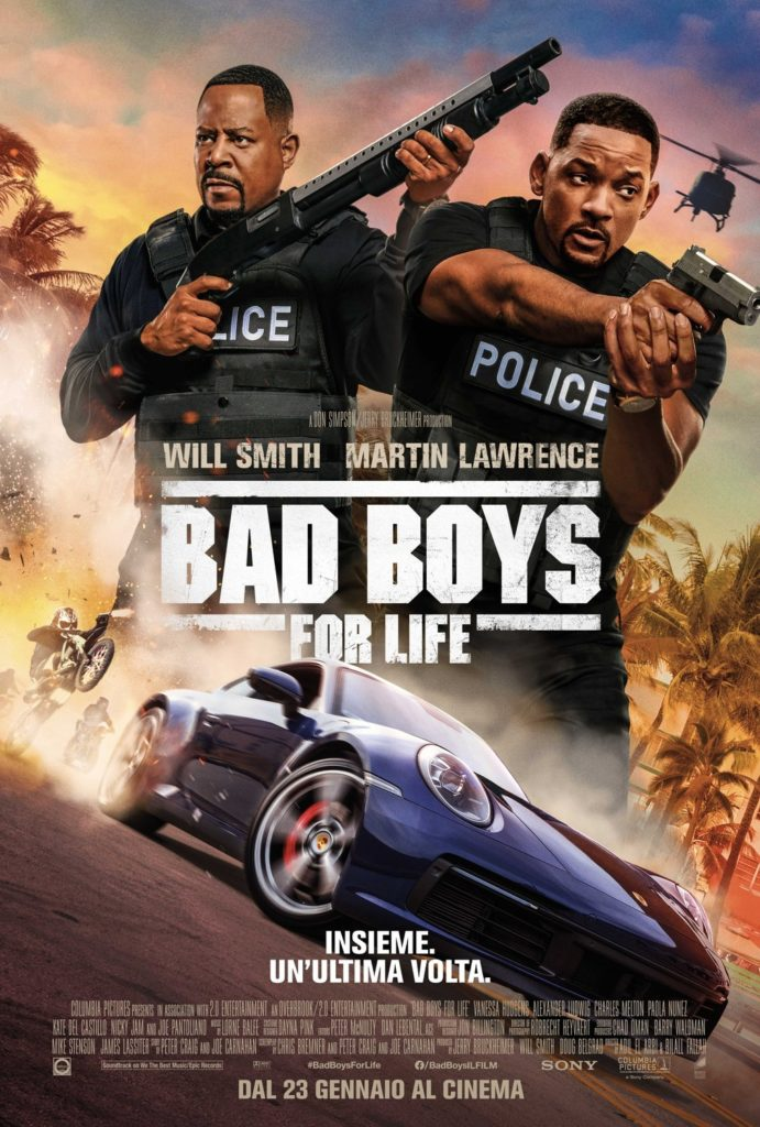 REVIEW:BAD BOYS FOR LIFE