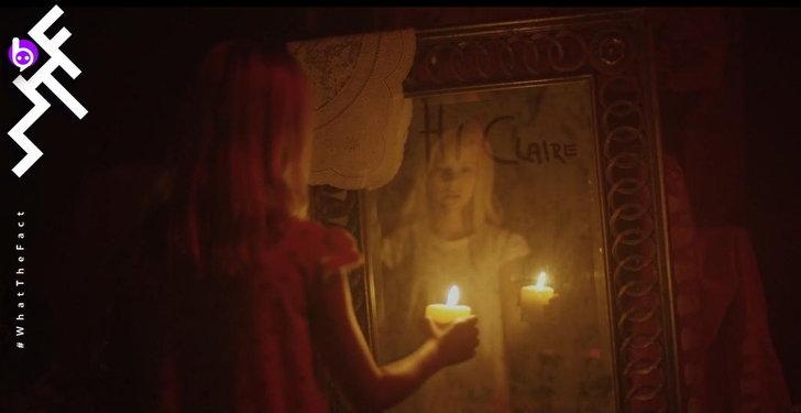 [รีวิว] Behind you ซ่อนเงาผี – มุกสิ้นคิดของผีในกระจก