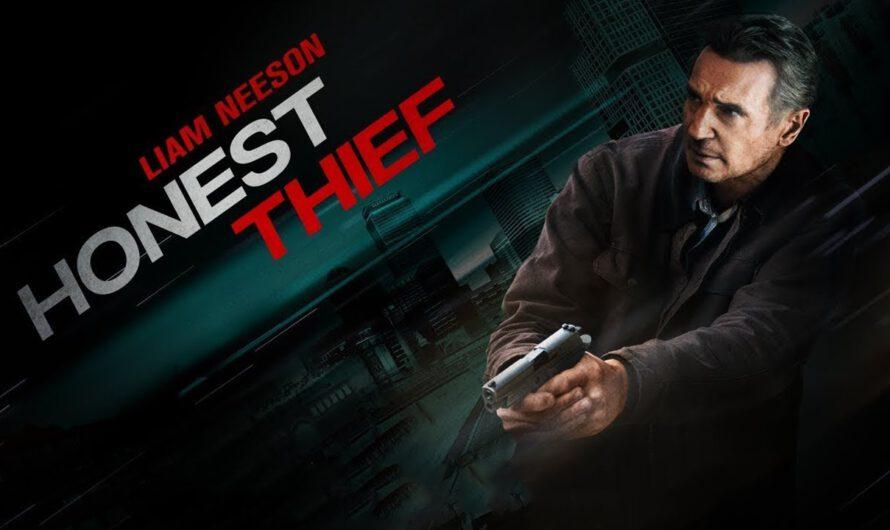 รีวิวหนัง Honest Thief (2020) ทรชนปล้นชั่ว