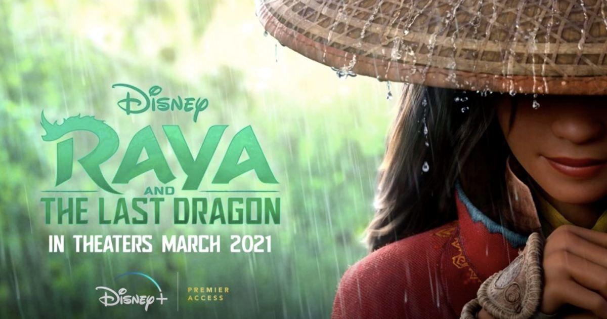 รีวิวหนัง : Raya and the last dragon รายากับมังกรตัวสุดท้าย