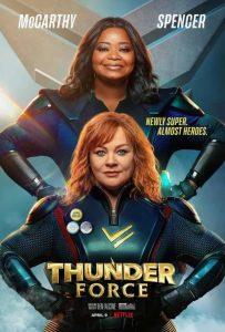 รีวิวภาพยนต์ซุปเปอร์ฮีโร่สายฮา เรื่อง Thunder Force