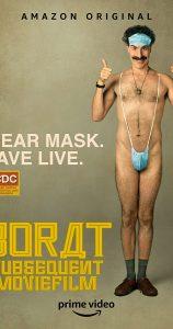 รีวิวภาพยนต์เรื่อง Borat Subsequent Moviefilm โบแรต 2 สินบนสะท้านโลก