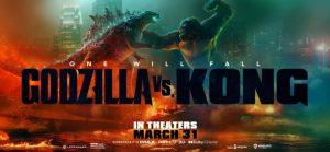 รีวิวภาพยนต์ เรื่อง Godzilla vs Kong - ก็อดซิลล่า ปะทะ คอง
